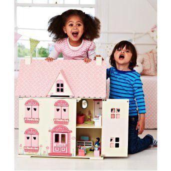 Early Learning Centre   Rosebud Dollsu0027 House: Amazon.co.uk: Toys