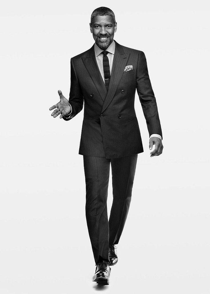 Denzel Washington                                                       …