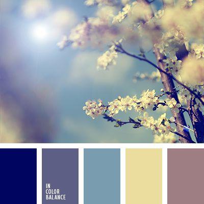 #ColoresQueInspiran azul, turquesa, amarillo y café en armoniosa combinación de inspiración natural.