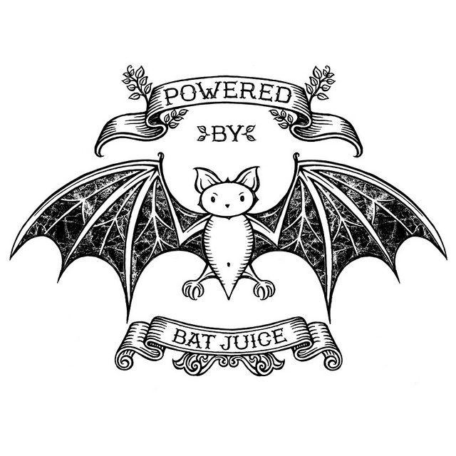 Powered by Bat Juice | Alexandra Snowdon
