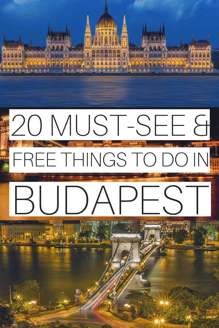 20 Free Things To Do In Budapest, Hungary