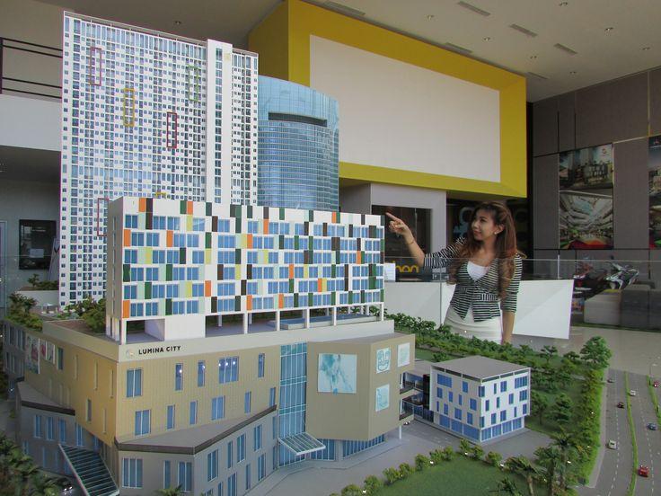 Superblok Lumina City, Beli Apartemen Bisa Dicicil 60 Kali