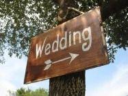diy signs: Yard Signs, Features 1873Weddingsign1 Jpg, Street Signs, Wooden Wedding Signs, Fun Signs, Diy Sandwiches, Diy Wedding, Diy Signs, Antiques Signs
