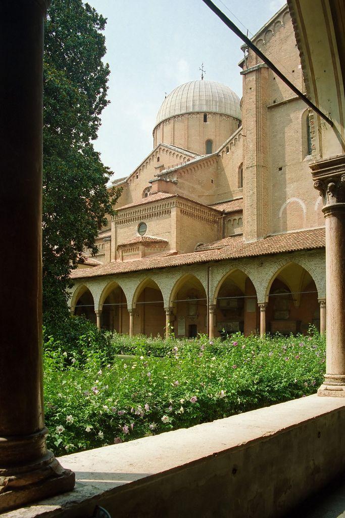 Padua: Basilica di Sant'Antonio