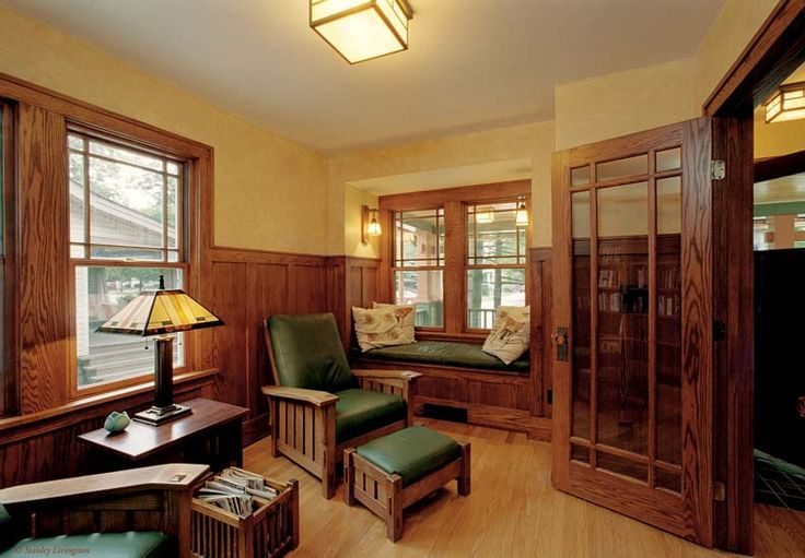 17 best images about craftsman windows interior on for Craftsman interior details