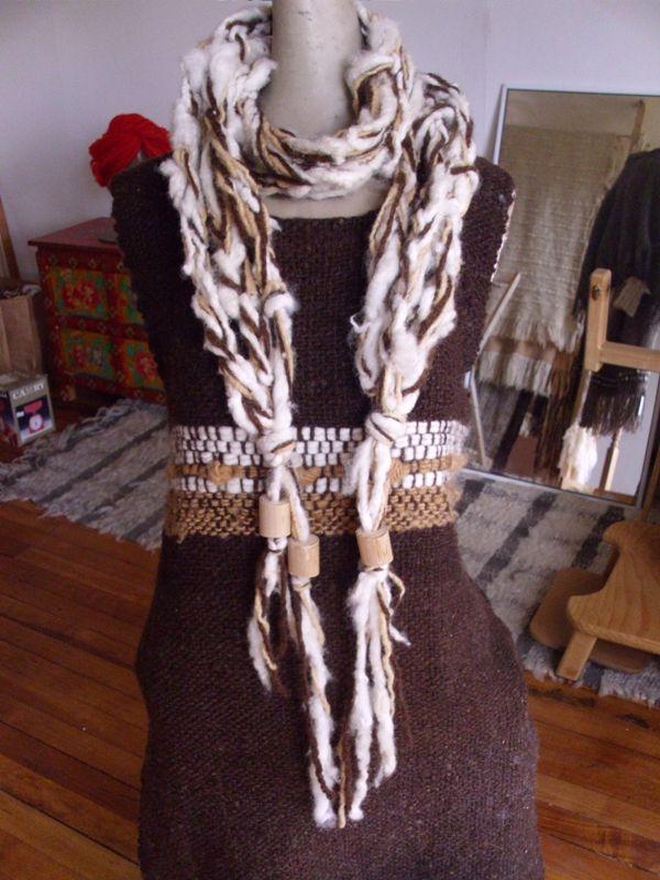 bufandas rusticas de lanas - Google Search