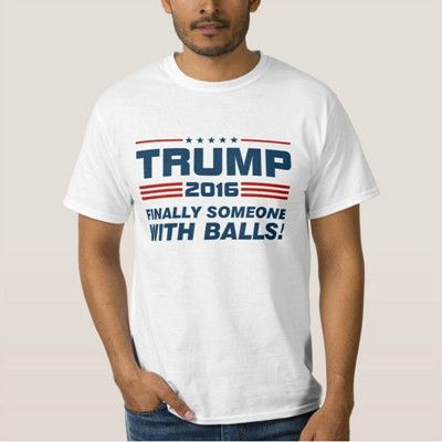 Perfect for any Donald Trump fans! Item Type: Tops Tops Type: Tees Gender: Men Sleeve Style: Regular Fabric Type: Knitted Hooded: No Material: Cotton Collar: O-Neck Sleeve Length: Short Hooded: No Col