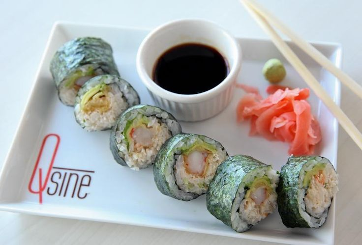 Sushi Recipes: DIY Sushi: How to Make Rock N Roll Sushi