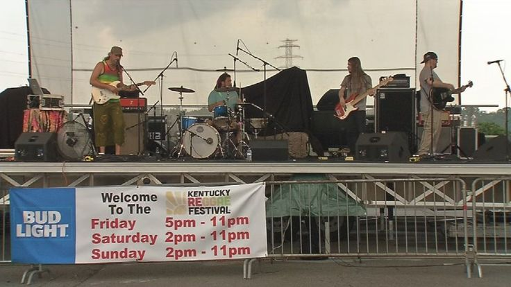 Catch the sounds of the Caribbean in Louisville this weekend at annual Kentucky Reggae Festival - WDRB