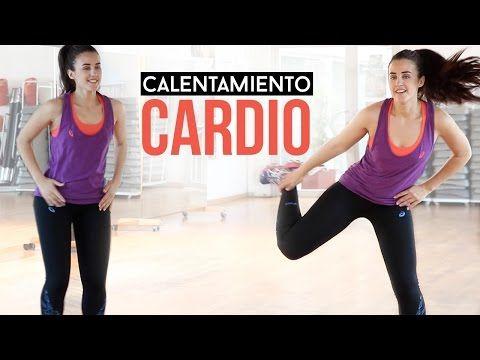 Ejercicios para antes del entrenamiento | Calentamiento 6 minutos - YouTube
