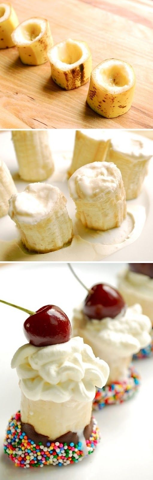 Banana Split Bites | 19 Perfect Summer Desserts That Will Make You Drool
