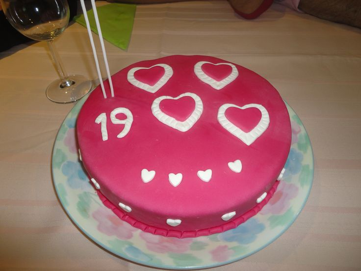 19th birthday cake | Products I Love