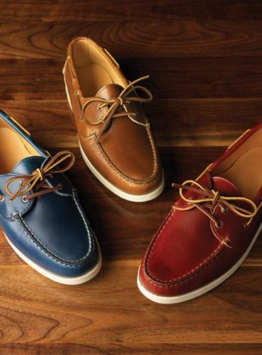 Leather Boat Shoes https://uk.pinterest.com/uksportoutdoors/men-fitness-wear/