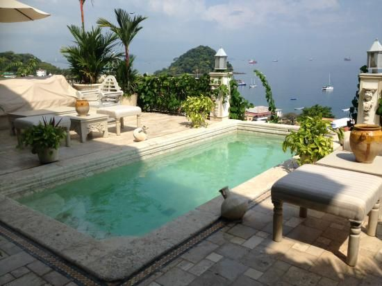 Villa Caprichosa (private suite with pool), Taboga Island, Panama