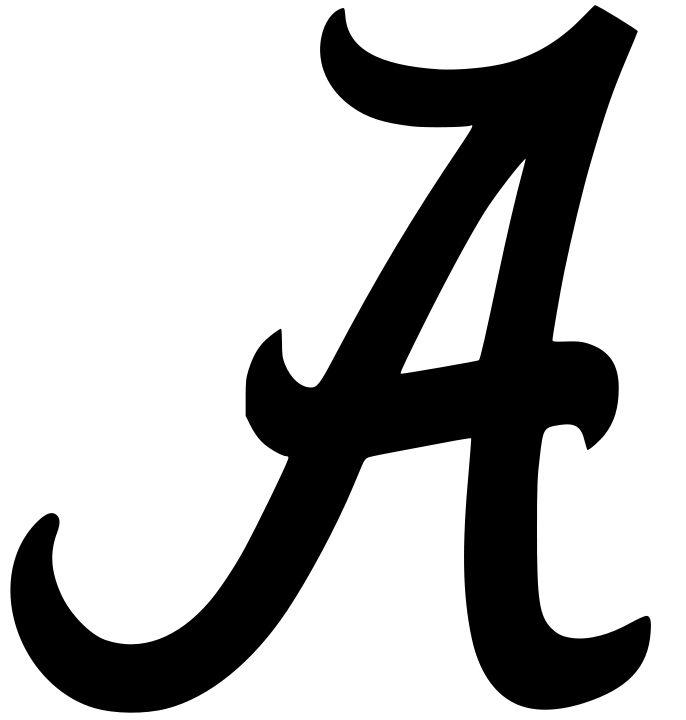 8 Best Crafts Images On Pinterest Roll Tide Alabama Alabama