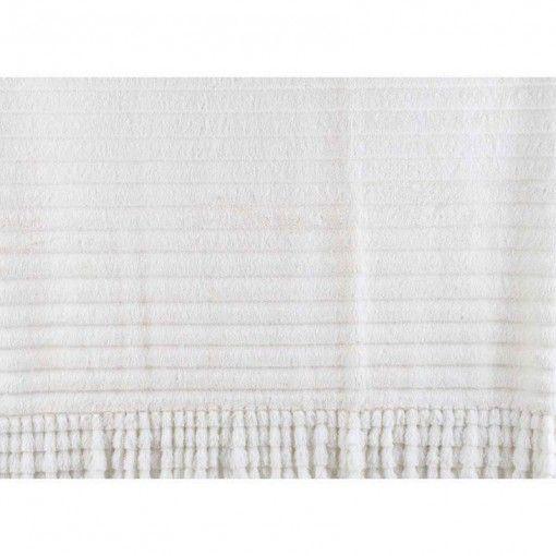 Ριχτάρι Faux Fur cream 150x180cm