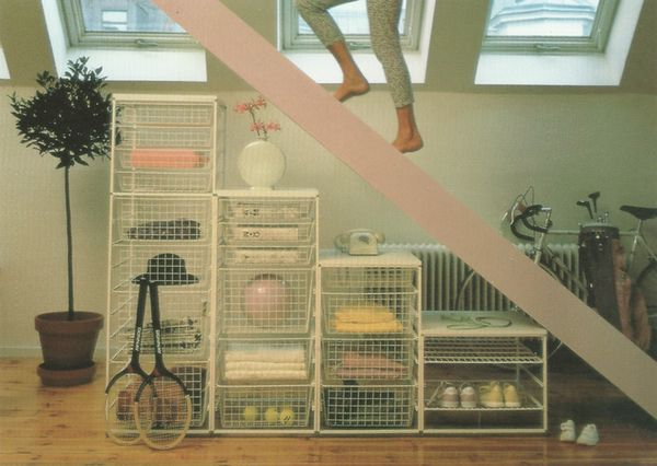 These Tennis Balls Very Small Living Spaces Beth Franks