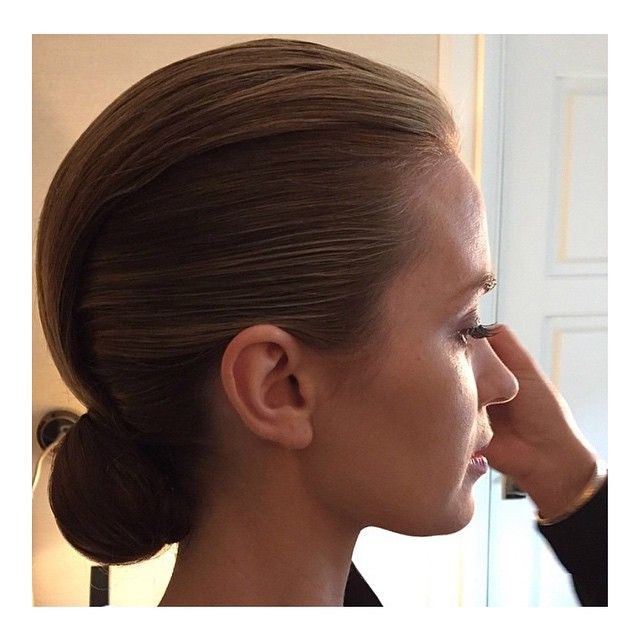 buns for hair styles 137 best chignon ponytail images on hair 9107