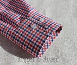 манжета рубашки как сшить красиво   Творческая мастерская Ангел А