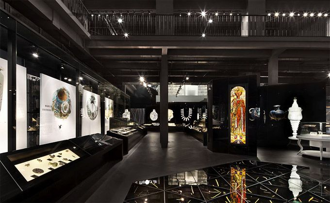The new Shanghai Museum of Glass #Shanghai #DesignShanghai