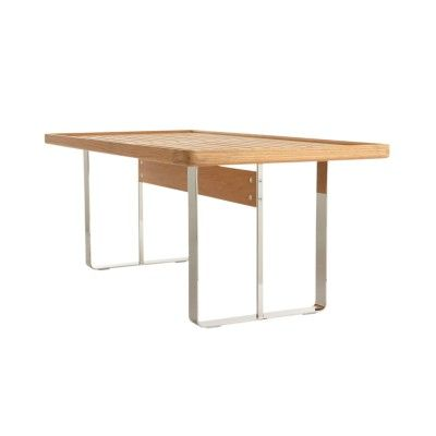 The Harbor Rectangular Dining Table From Summit Furniture.