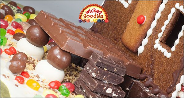 Wicked Goodies | Cookie Vats and Candy Delivery Systems | http://www.wickedgoodies.net