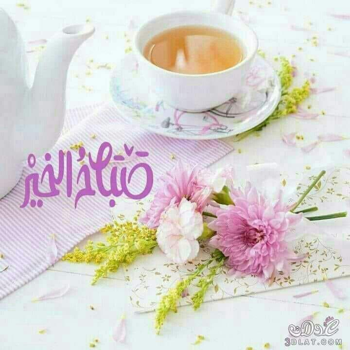 حين تزرع السعادة في قلب إنسان سيأتي يوم من يزرعها في قلبك فالدنيا كما تقدم لها تقدم لك ما تزرعه اليوم تحصده غدا صبــ Tea Cups Good Morning Glassware