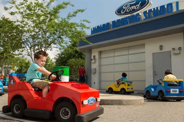 Legoland Florida Driving School - Merlin Entertainments Group