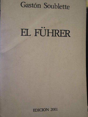 gastón soublette / poesía el fuhrer
