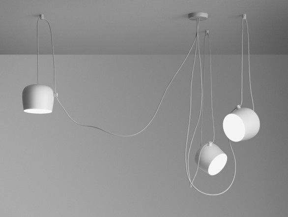 Flos aim suspension light
