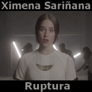 Ximena Sariñana - Ruptura acordes