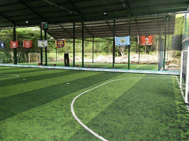 Где поиграть в футбол на Бали?