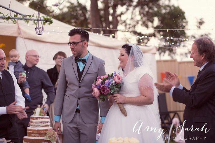Patrick & Kristy's engagement party/surprise wedding!
