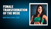 Bodybuilding.com - Body Transformation: Brooke Roynon Rocked Fat With Fitness! Good workout and meal plan