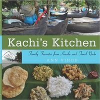 Kachi's Kitchen: Family Favorites from Kerala and Tamil Nadu by Ann Vinod, PDF 1449094236, topcookbox.com