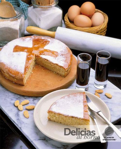 Receta: Tarta de Santiago