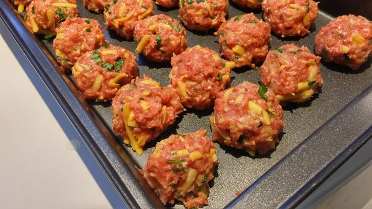 Hungry Hubby And Family: Home Made Beef Meatballs