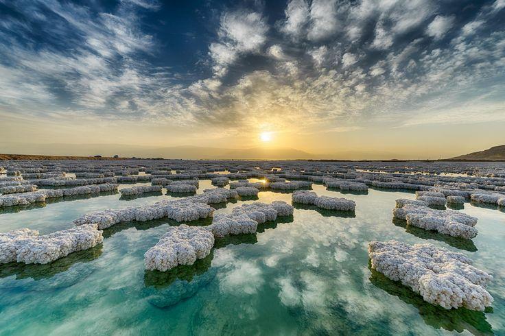 Salty sunrise ii by Ido Meirovich on 500px