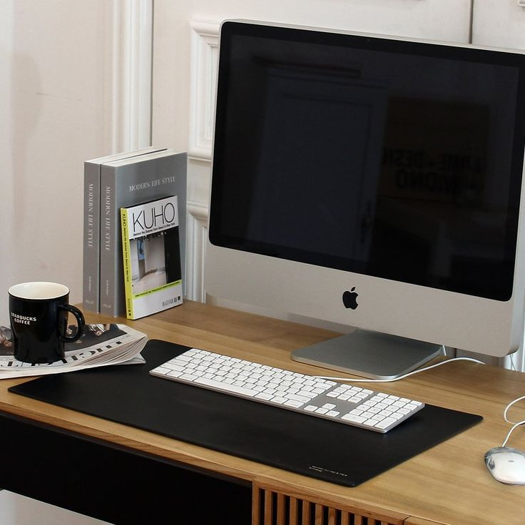 Amazon.co.jp: Satechi サテチ デスクマット&メイト デスクパッド 60cm x 35cm デスクトップ、ノートパソコン用 (ブラック) Desk mat & mate ST-DMMK: パソコン・周辺 ...