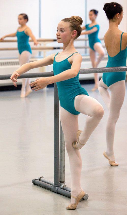 Pre-Pointe Class | Dance Teacher magazine | Practical. Nurturing. Motivating. The voice of dance educators.