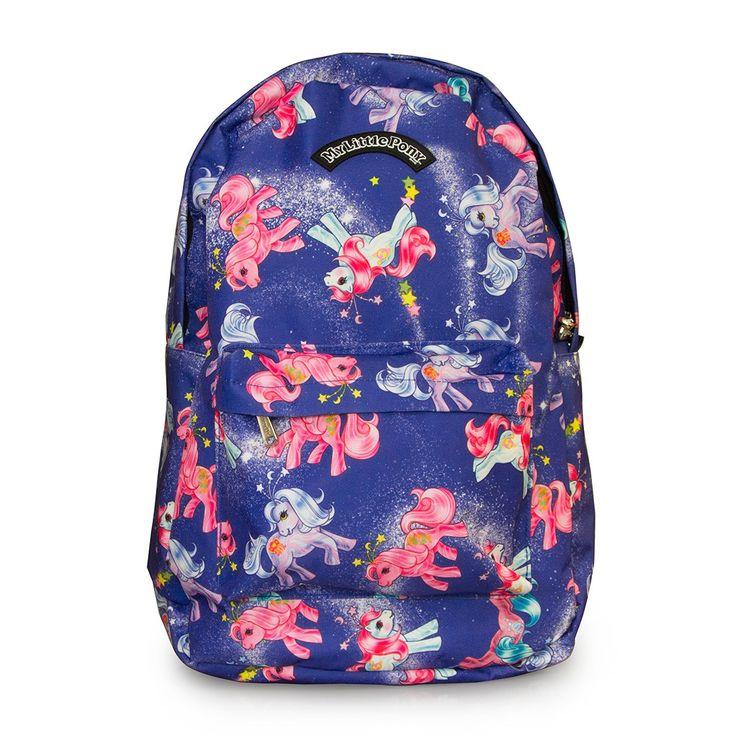 My Little Pony Retro Celestial Backpack - My Little Pony - Brands