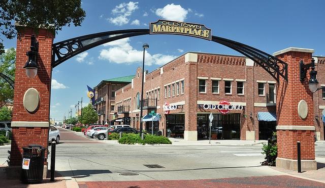 Old Town Marketplace - Wichita, Kansas