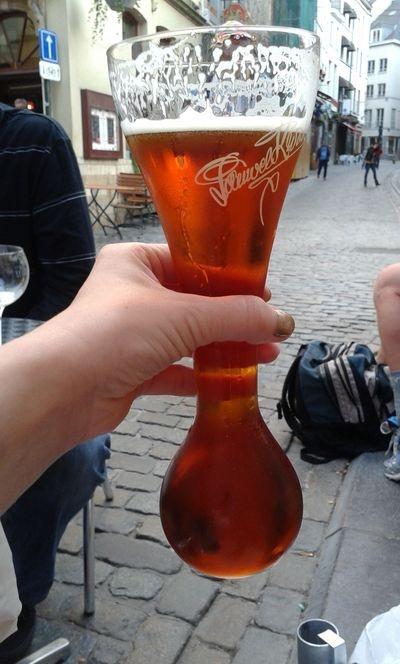 Kwak, a Belgian beer