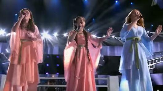 Mikor meghallottam mit énekel a 3 lány és hogyan, nem hogy libabőrös lettem, de órákon át hallgattam! Erre nincsenek szavak! – Nagyon Kutya