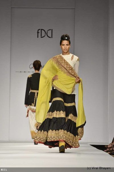 Anand Kabra | Wills Lifestyle India Fashion Week #WIFW 2012