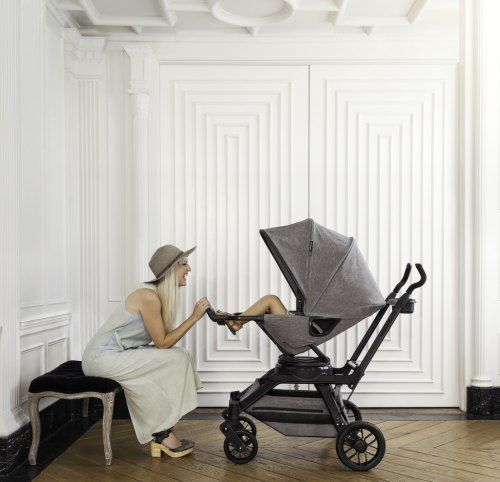 The Porter Collection is Orbit Baby's first-ever Limited Edition Travel System.