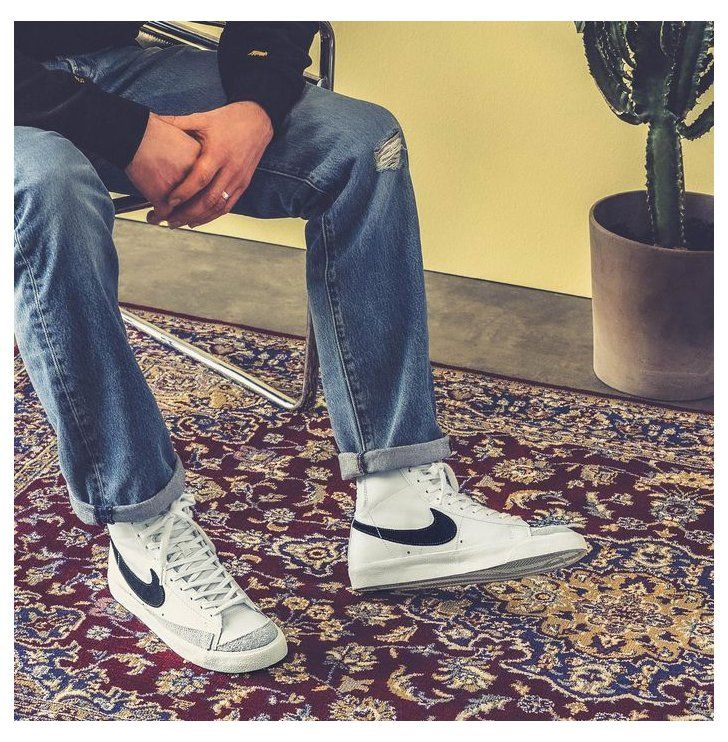 13 Best How to wear Nike blazers ideas in 2021 | nike blazer, nike ...