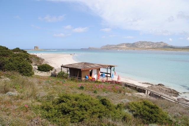 La spiaggia delle Pelosa di Stintino