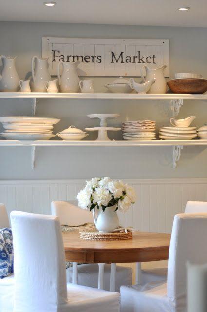 25+ Best Dining Room Shelves Ideas On Pinterest