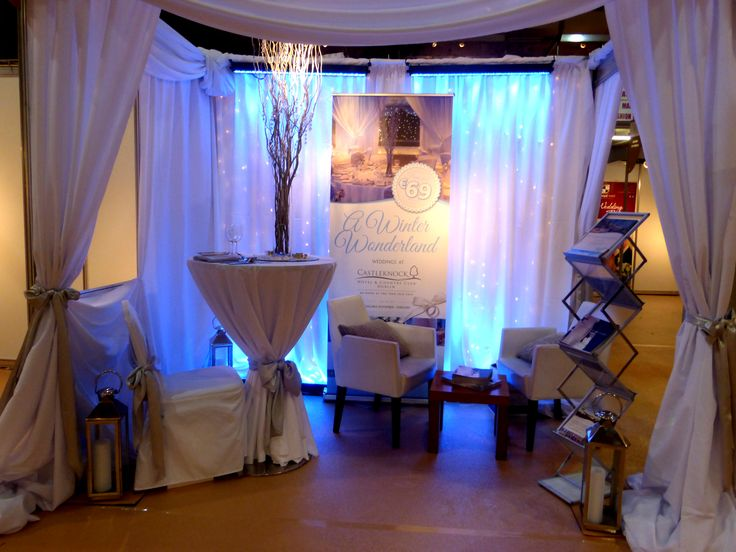 RDS Wedding Fair Stand; 6th & 7th Sep 2014.